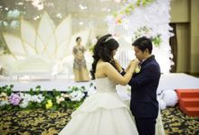 Wedding Of Kevin & Tiffani (Green) by Ohana Enterprise