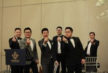 Double V Entertainment Wedding - Entertainemnt Jazz  Jakarta by Anthony Stevven
