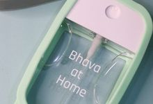 Custom Hand Sanitizer Souvenir by Bhava At Home