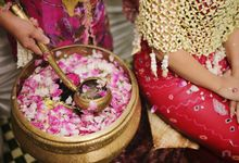 Wedding Zola & Alfy by Avinci wedding planner