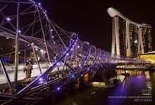 Singapore Prewedding : Dina & Rado by ARA photography & videography