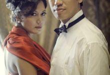 Mario & Mella prewedding by DJOURNEY photography