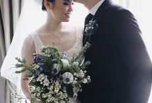 The Wedding of Dewanto & Nikita by Lavene Pictures