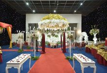 Bintaro White House Wedding Hall, Member of BZ Group by BZ Organizer & Entertainment