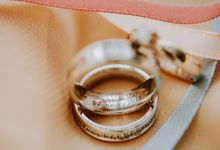 The Wedding of Champ & May by Edan & Emz Photography