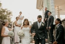Ellaine & Corey Wedding by KAMAYA BALI