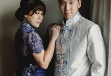 Marcus & Agnes by One Heart Wedding