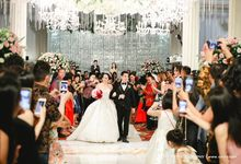 JW Marriot - Stanley & Winny by Maestro Wedding Organizer