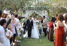 Wedding of Riko & Bethany by Fortune Bali Wedding