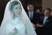 Wedding Harry Marissa by Gphotography