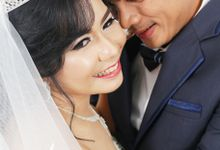 Prewedding Rico & Meitasary by ChrisYen wedding boutique