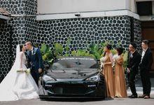 Wedding Hansen & Shintia by VinZ production