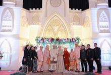 The Wedding Of Icha and Dedy by Eshal Wedding Planner