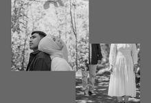 prewedding of Deby // Asry by AlDopz Photography