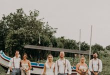 Caitlin & Kenny Wedding by Holiday Inn Resort Baruna Bali