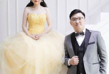 Prewedding Photoshoot of Felik & Shella by Favor Brides