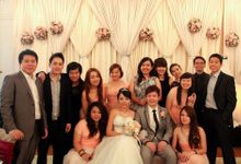 Customized Songs Arrangement at The Fullerton Hotel - at Antono Ho & Rozmina Husien Wedding by Ring of Blessings