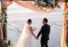 Ryan & Agnes Wedding by KAMAYA BALI