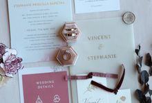 The Wedding of Vincent & Stephanie by Bali Eve Wedding & Event Planner