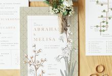 Melisa & Abam by Pola Artistry