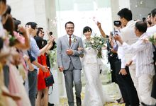 Abam & Melisa Wedding by Hilda by Bridestory