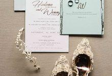The Wedding of Asoen Wenny by Magnifica Organizer
