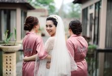 The Wedding of Max & Jane by Bali Wedding Specialist