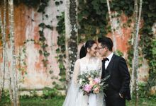 Maria & Michael by Bali Wedding Paradise