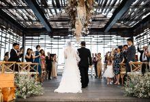 The Wedding of Reynard and Kana by Alila Villas Uluwatu