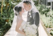 The Wedding of Erika & Vincent by Bali Eve Wedding & Event Planner