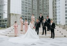 Courtessy Signature Wedding of Gunawan & Vidya by ThePhotoCap.Inc