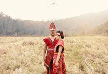 Signature Prewedding of Elisabeth & Jimmy by Kura-Kura Photography