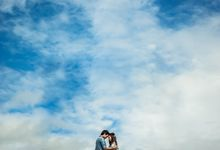 Cool Engagement Session Feels Like a Romantic Trip to Nueva Ecija by Marco Constantino