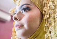 Wedding Aulia & Masyhura at Sasanakriyatmii by Video Art