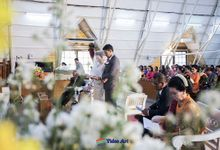 Wedding story of Ade & Martin by Video Art