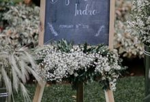 Dhyes & Indro Wedding by Get Her Ring