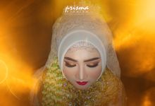 from beauti bride @tetiwahyuni___ by Prisma Wedding