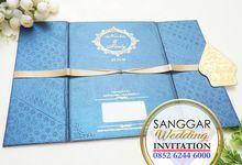 NONIA & FIENDY (Blue Moon Luxury) by Sanggar Undangan