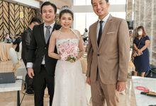 The Wedding of Andrew and Evrin by Rony Sarono MC, Music Performance, Event Planner