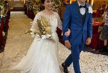 Wedding of Malvin Pangestu & OESSELLA by ID Organizer