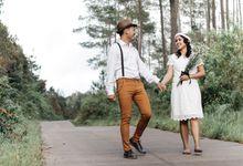 Prewedding by Retrophile Indonesia