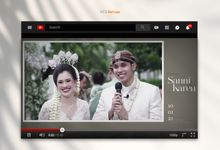 The Wedding of Sanni & Karen by acg stream