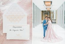 Geof & Jacq - A Beautiful Chinese Engagement by Foreveryday Photography