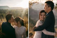 Albert & Elisse PreWedding by NOMINA PHOTOGRAPHY