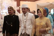 WEDDING RECEPTION OF ULFAH & DANAN by Imah Creative