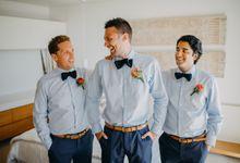 Katie & Jonathan by baliVIP Wedding