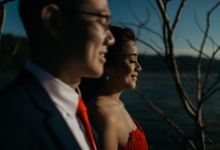 Pre-wedding of  Jing Kang and Ying Jie by PadiPhotography