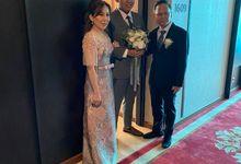 wedding of Calvin & rica by ID Organizer