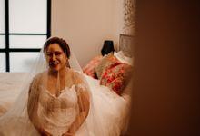 Cath & Chris Wedding Singapore by AKSA Creative
