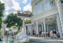The Wedding of Erick & Stella by KAMAYA BALI